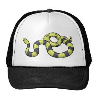 Python Snake Trucker Hat