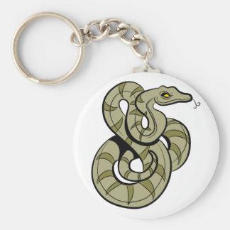 Python Snake Keychain
