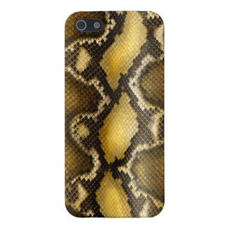 Python Snake Skin Case For iPhone SE/5/5s
