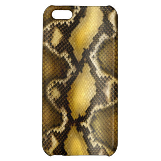 Python Snake Skin iPhone 5C Cover