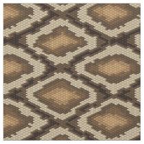 Python snake skin pattern 2 fabric