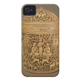 Pyx con el alivio que representa los placeres de iPhone 4 fundas
