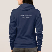 PZ Riders do it longer hoodie