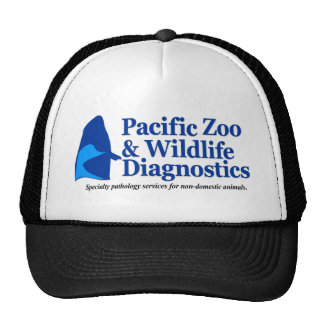 PZWD Clothing Trucker Hat