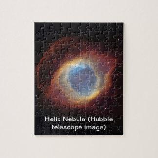 Pzzle del rompecabezas de la nebulosa de la hélice