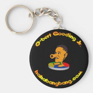 Q-bert Gooding Jr. Keychain