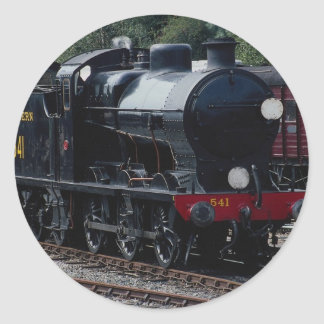 Q Class No. 541 near Horsted Keynes Round Stickers