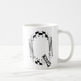"""""""Q"""" COFFEE MUG"""