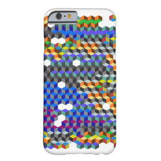 Q-cubos Funda Barely There iPhone 6