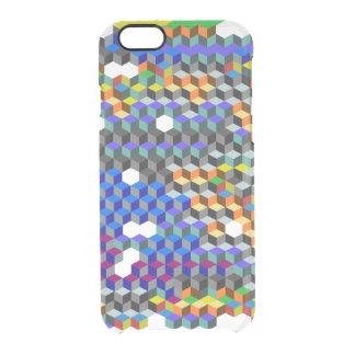Q-cubos Funda Clear Para iPhone 6/6S