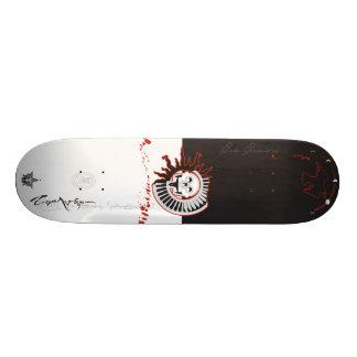 Q-ervo Custom Skate Board