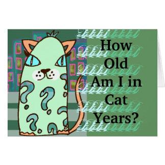 'Q' Happy Birthday card