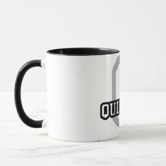 Q is for Quinten Mug