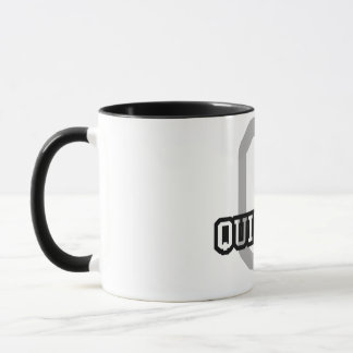 Q is for Quinton Mug