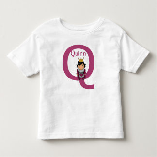 Q is For Toddler T-shirt