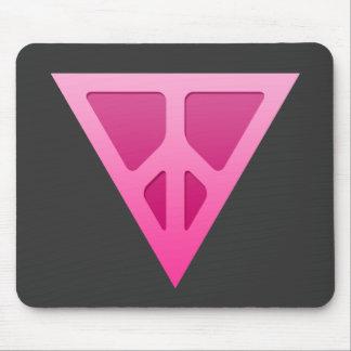 Q-Peace Triangle Mousepad