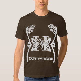 q, r, w, x, prettyhood, H - Customized Tee Shirt