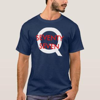 Q, SEVENTY SEVEN T-Shirt