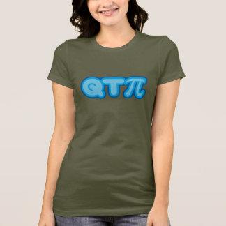 Q T Pi (blues) T-Shirt