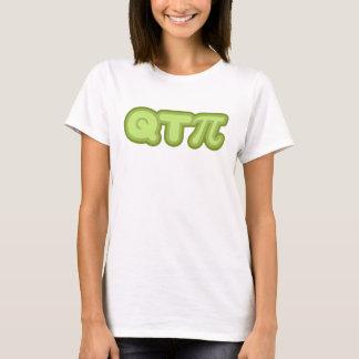 Q T Pi (greens) T-Shirt