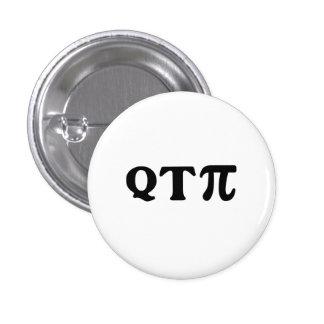 Q T pi Pin Redondo De 1 Pulgada