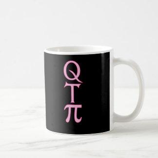 Q T Pi Products Classic White Coffee Mug