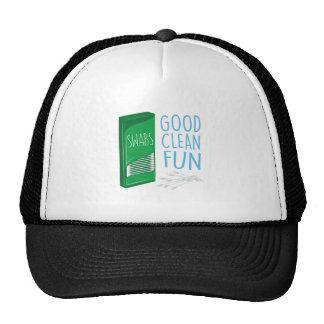 Q-tip Clean Fun Trucker Hat
