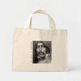 Qa_hila - A Koprino Man Mini Tote Bag