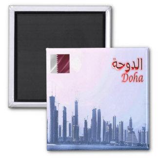 QA - Qatar - Doha Magnet