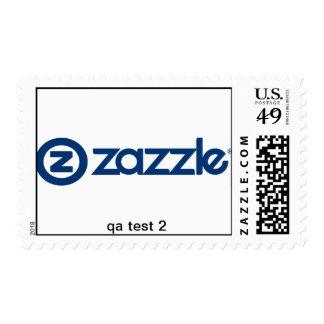 qa test 2 stamp