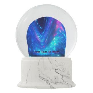 Qaanaaq - Northern Lights Snow Globe