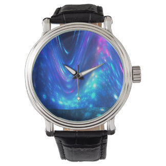 Qaanaaq - Northern Lights Wristwatch