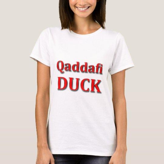 qaddafi DUCK T-Shirt
