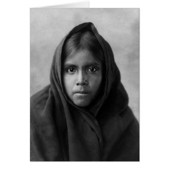 Qahatika Girl Card