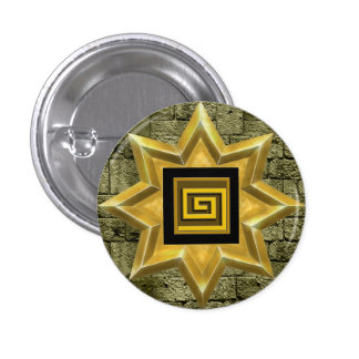 Qallamath Button Pin