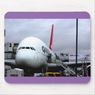 Qantas A380 Mousepad