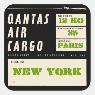 QANTAS AIR CARGO LINER (Black)