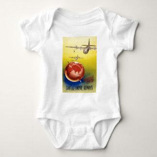 Qantas Empire Airways Baby Bodysuit