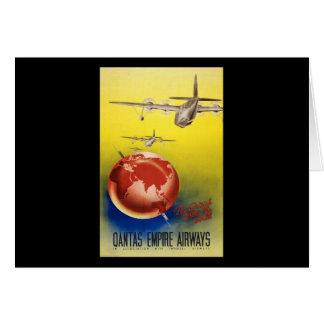 Qantas Empire Airways Card