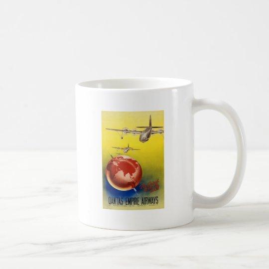 Qantas Empire Airways Coffee Mug