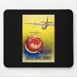 Qantas Empire Airways Mouse Pad