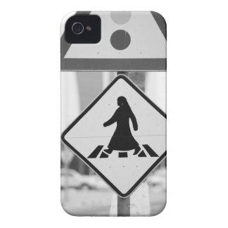 Qatar, Ad Dawhah, Doha. Arabian Pedestrian Case-Mate iPhone 4 Cases