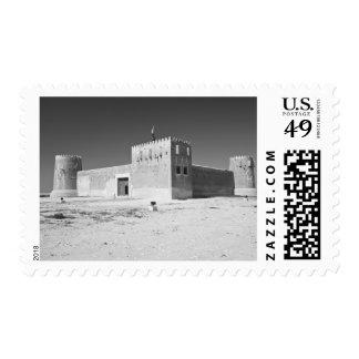 Qatar, Al Zubarah. Fuerte del al-Zubara (b.1938) Estampillas