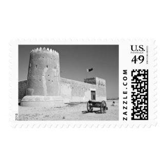 Qatar, Al Zubarah. Fuerte del al-Zubarah (b.1938) Sellos