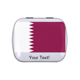 Qatar Jelly Belly Tins