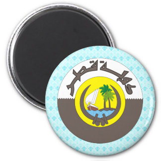 Qatar Coat of Arms detail Magnets