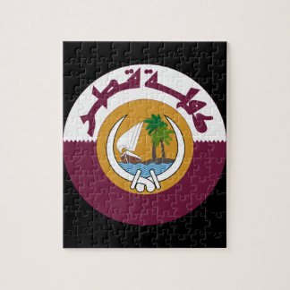 Qatar Coat of Arms Puzzles
