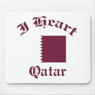 qatar design mouse pad