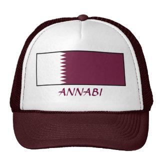 "Qatar Flag ""ANNABI"" Trucker Hat"