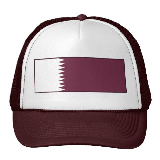 Qatar Flag Hat